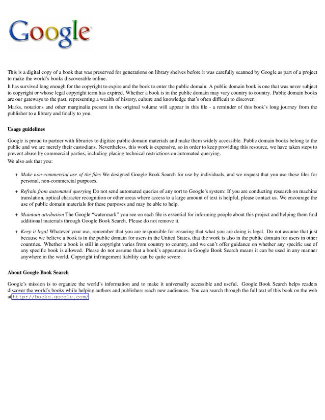 Richard Norton - Bernini and Other Studies in the History of Art