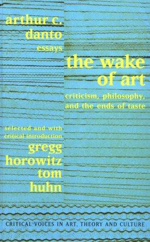Download The wake of art