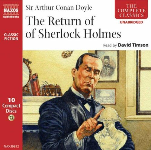 Download The Return of Sherlock Holmes (The Complete Classics)