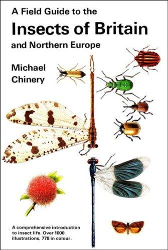 Download A field guide to the insects of Britain and Northern Europe.