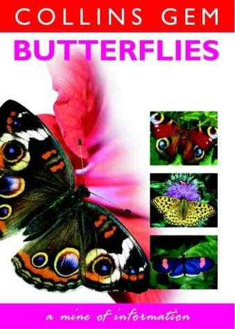 Butterflies & Moths (Collins Gem)