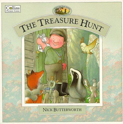 The Treasure Hunt (Percy the Park Keeper)