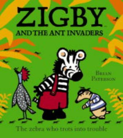 Zigby and the Ant Invaders (Zigby)