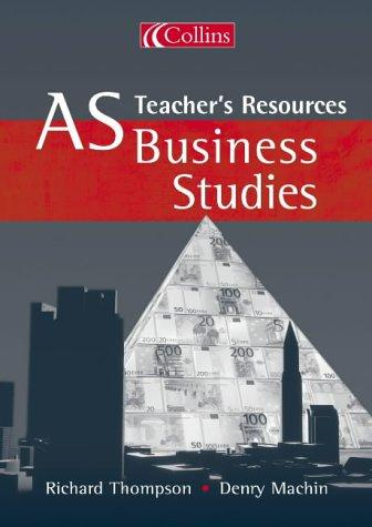 Download AS Business Studies