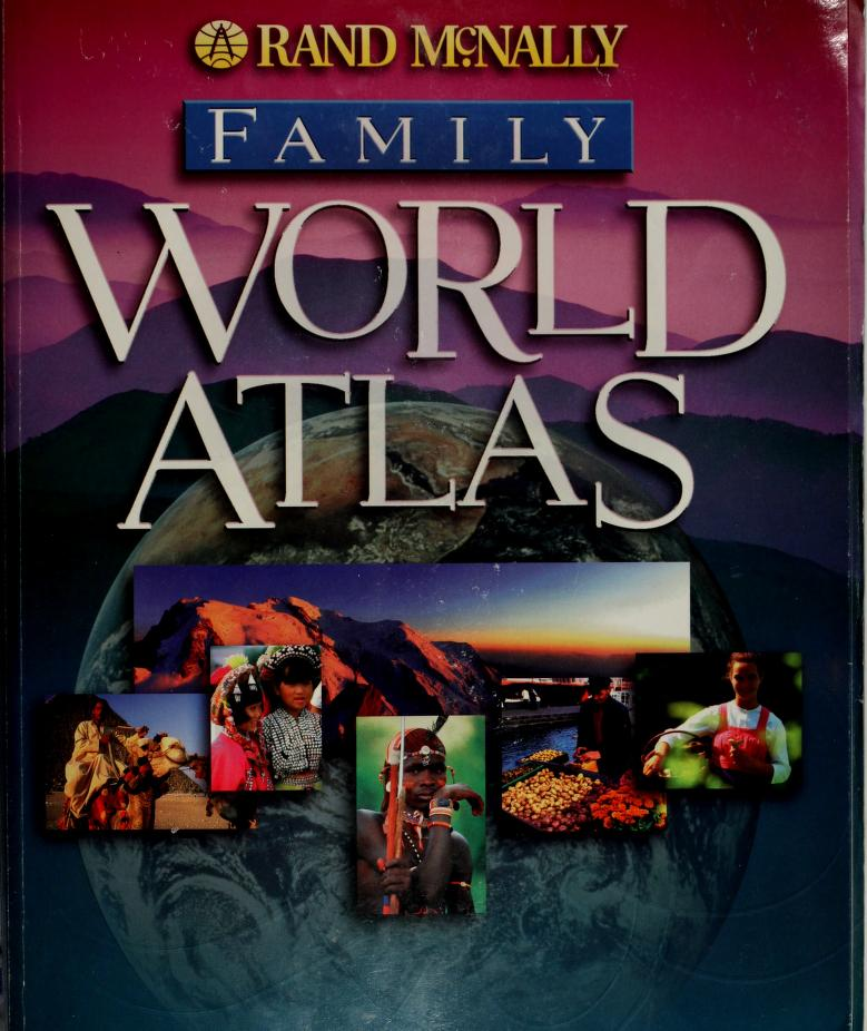 Family World Atlas by Rand McNally