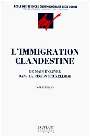 L'immigration clandestine by Slimane