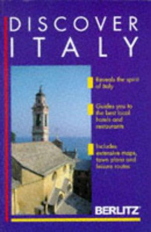 Discover Italy by Jack Altman, Jason Best