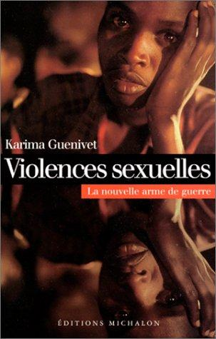 Violences sexuelles by Karima Guenivet