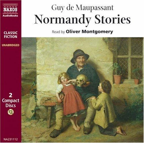 Normandy Stories by Guy de Maupassant